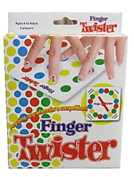 Недорогие -Игра твистер Бумага Для профессионалов Детские Взрослые Мальчики Девочки Игрушки Дары