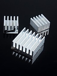 cheap -Raspberry Pi  Heat Sink (3pcs)
