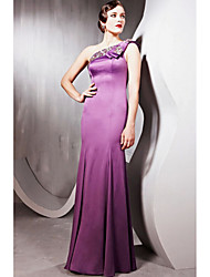 cheap -Trumpet/Mermaid  Sweetheart  Floor-length Silk Special Occasion Dresses