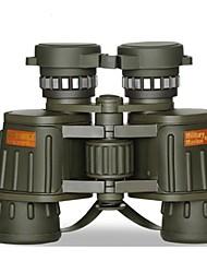 cheap -Mogo 8 X 42 mm Binoculars Waterproof Night Vision in Low Light High Definition Fogproof Camping / Hiking Hunting Fishing PU Leather Rubber / Bird watching