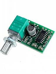 Недорогие -pam8403 мини-небольшие 5V цифровой усилитель доска