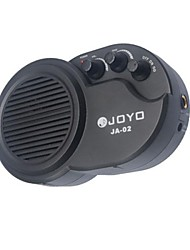 cheap -JOYO JA-02 Mini Practice Guitar Clip Amplifier Speaker 3W Ukulele Amp Clean Distortion Effects