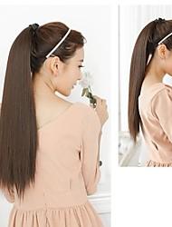 cheap -Fashion Beautiful Girl High Quality Hair Ponytail
