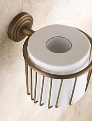 cheap -Toilet Paper Holders Antique Brass 1 pc - Hotel bath