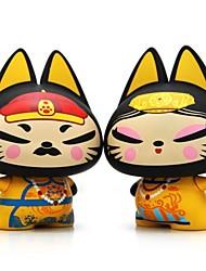Недорогие -zhuaimao фигурку игрушки для творческого дара домой украшение автомобиля орнамент автомобиль вводя в моду подарок на день рождения для друга (2шт)