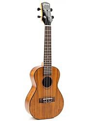 Недорогие -укулеле высокого качества Гавайи гитара