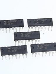 cheap -DIP CD4017 DIP-16 (5Pcs)