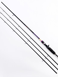 cheap -leiting 2 1m lure rod high quality carbon casting fishing rod m ml mh 1rod 3 end sections m mh ml included