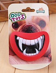 cheap -Chew Toy Dog Play Toy Dog Toy Squeak / Squeaking Rubber Gift Pet Toy Pet Play
