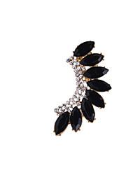 cheap -Women's Ear Cuff Ladies Luxury Resin Rhinestone Imitation Diamond Earrings Jewelry For Wedding Party Daily Casual Sports