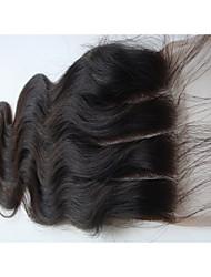 cheap -PANSY Hair weave Human Hair Extensions Body Wave Classic Human Hair Brazilian Hair Women's