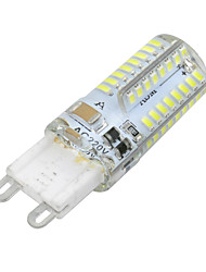 cheap -1pc 3 W LED Corn Lights 300 lm G9 T 64 LED Beads SMD 3014 Dimmable Warm White Cold White 220-240 V / RoHS