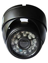 Недорогие -купольная наружная ip-камера 720p электронная почта сигнализация ночного видения обнаружение движения p2p 1/4 дюйма цветной датчик cmos