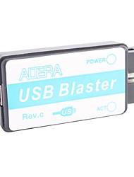cheap -Mini USB Blaster Cable For ALTERA CPLD FPGA NIOS JTAG Altera Programmer in Stock