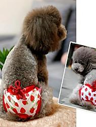 cheap -Dog Pants Dog Clothes Costume Cotton S M L XL