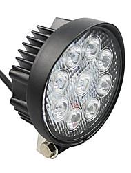 Недорогие -otolampara высокая производительность 9 штук 335 светодиодов 27w модель пучка ip67 привели свет работы