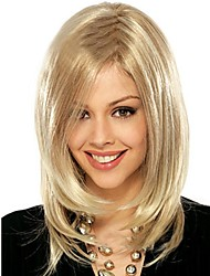 cheap -the new european and american fashion golden natural straight hair wig
