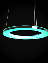 cheap -Chandeliers LED Modern/Contemporary Bedroom/Dining Room/Kids Room/Hallway/ Remote Controller/ RGB