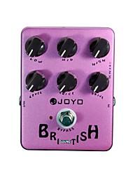 Недорогие -Joyo JF-16 британский звук Marshall усилитель сим-гитара педаль эффект