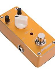 Недорогие -мини-эффект педаль аромат ADL-3 задержка AC / DC разъем адаптера верно байпас
