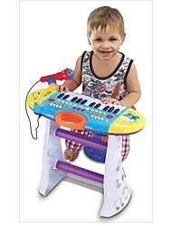 Недорогие -canhui 24 Клавиатуры дети портативные электронные пианино