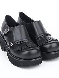 cheap -Women's Punk Lolita Dress Lolita Shoes Black Lolita Accessories
