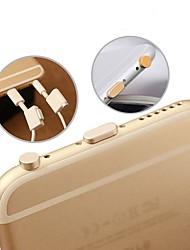 cheap -Earphone Jack & Charging Port Anti-dust Plug Set for IPHONE 6 / IPHONE 6 PLUS / IPAD AIR2 / IPAD MINI3