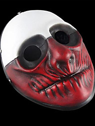Недорогие -Маски на Хэллоуин Маскарадные маски Поликарбонат пластик Персонаж фильма Ужасы Взрослые