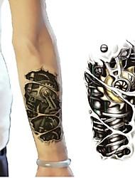 cheap -1 pcs Temporary Tattoos Eco-friendly / Professional Body / Hand / Wrist Water-Transfer Sticker Tattoo Stickers