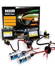 Недорогие -H1 Автомобиль Лампы 55W 3200lm HID ксеноны Налобный фонарь For Великая стена / BMW / Ford