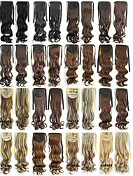 cheap -angelaicos-womens-22-small-curly-hairpiece-ribbon-wrap-around-hair-ponytails-long-wavy-brown-blonde-hair-extension