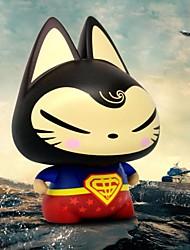Недорогие -Новый zhuaimao cat_titude фигурка игрушка в машину орнаментом милые аксессуары Украшение автомобилей творческий подарок подарок на день рождения