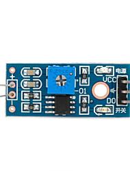 Недорогие -1-полосная модуль датчика фото резистор для Arduino (работает с официальными плат Arduino)