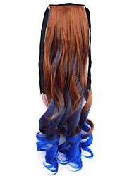 cheap -1PCS Fashion Beautiful Girl High Quality Hair Ponytail 3 Color Optional