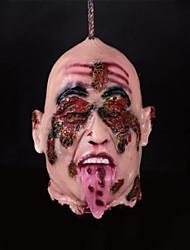 Недорогие -длинный язык призрак уклониться клея кулон для Хэллоуина