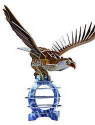 Недорогие -DIY орел форме 3d головоломки