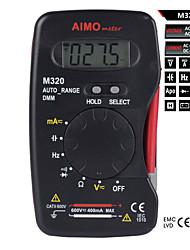 Недорогие -aimometer - m320 - Мультиметры - Цифровой дисплей -