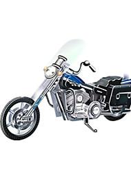 Недорогие -DIY мотоцикл в форме 3d головоломки