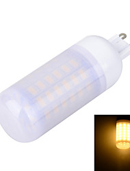 cheap -LED Corn Lights 1100-1200 lm G9 T 69 LED Beads SMD 5730 Warm White Cold White 220-240 V / 1 pc / RoHS / CE Certified