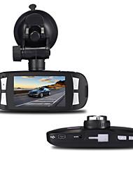 cheap -h200 1080p / Full HD 1920 x 1080 Full HD / HD Car DVR 120 Degree Wide Angle 5.0 Mega CMOS 2.7 inch LCD Dash Cam with G-Sensor 1 infrared