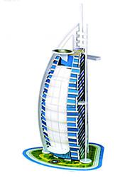 cheap -Three-Dimensional Puzzle Famous Building Dubai Hotel