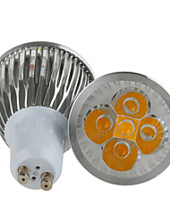 cheap -1pc 5 W LED Spotlight 140-160 lm GU10 5 LED Beads High Power LED Dimmable Warm White Cold White 220-240 V / 1 pc / RoHS