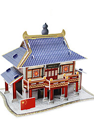 cheap -3 D Puzzle Building Model Pubs In China