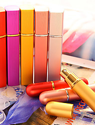 cheap -Makeup Cosmetics Storage Cosmetic Bottles Plastic Solid Colored Quadrate Makeup Cosmetic Grooming Supplies