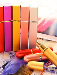 abordables -Rangements de maquillage Flacons Cosmétiques Plastique Couleur Pleine Carré Maquillage Cosmétique Accessoires de Toilettage