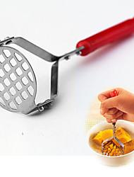 Недорогие -Картофель из нержавеющей стали сердцеед кулинария кухня гаджет (случайный цвет)