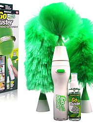 cheap -Go Duster Motorized Electric Dusters Dust Cleaning Brush 44.2*10.4*6.8 cm