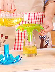 Недорогие -Творческая кухня спрей форма жаростойкий масло жидкой воды воронка (случайный цвет)