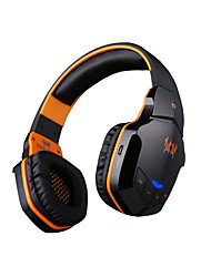 cheap -KOTION EACH B3505 Gaming Headset Wireless V2.1 Portable Noise-isolating with Microphone with Volume Control for Travel Entertainment