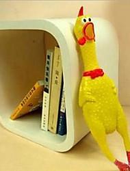 Недорогие -Резиновый цыплёнок Игрушки Подарок